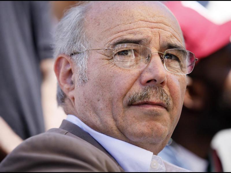 Dr Jacques Salvator, ancien maire d'Aubervilliers
