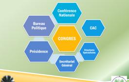 Le rôle des statuts dans un parti politique (formation de base)